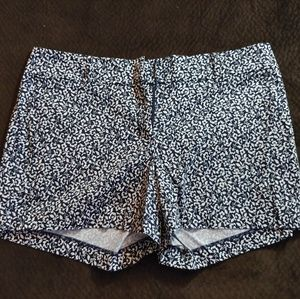 Ann Taylor flower shorts